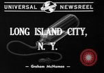 Image of little sister dolls Long Island New York USA, 1940, second 4 stock footage video 65675056287