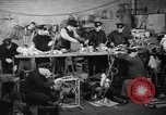 Image of police and firemen mend toys New York United States USA, 1940, second 5 stock footage video 65675056288