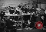 Image of police and firemen mend toys New York United States USA, 1940, second 6 stock footage video 65675056288