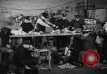 Image of police and firemen mend toys New York United States USA, 1940, second 7 stock footage video 65675056288