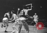 Image of basketball match New York City USA, 1940, second 9 stock footage video 65675056291