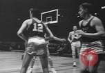 Image of basketball match New York City USA, 1940, second 10 stock footage video 65675056291