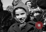 Image of World War II orphan children adopted by Hollywood stars New York United States USA, 1947, second 7 stock footage video 65675056294
