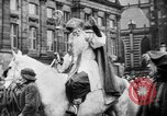 Image of Traditional Christmas parade Holland Netherlands, 1947, second 10 stock footage video 65675056295