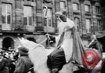 Image of Traditional Christmas parade Holland Netherlands, 1947, second 11 stock footage video 65675056295