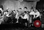 Image of Babe Ruth as Santa New York United States USA, 1947, second 2 stock footage video 65675056296