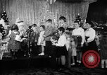 Image of Babe Ruth as Santa New York United States USA, 1947, second 3 stock footage video 65675056296