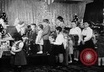 Image of Babe Ruth as Santa New York United States USA, 1947, second 6 stock footage video 65675056296