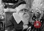 Image of Babe Ruth as Santa New York United States USA, 1947, second 10 stock footage video 65675056296