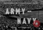 Image of Army versus Navy Football Philadelphia Pennsylvania USA, 1947, second 1 stock footage video 65675056298