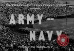Image of Army versus Navy Football Philadelphia Pennsylvania USA, 1947, second 3 stock footage video 65675056298