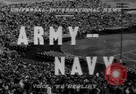 Image of Army versus Navy Football Philadelphia Pennsylvania USA, 1947, second 4 stock footage video 65675056298