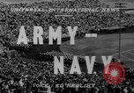 Image of Army versus Navy Football Philadelphia Pennsylvania USA, 1947, second 5 stock footage video 65675056298