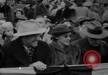 Image of Army versus Navy Football Philadelphia Pennsylvania USA, 1947, second 11 stock footage video 65675056298