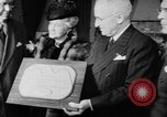 Image of General George C Marshall honored Washington DC USA, 1949, second 6 stock footage video 65675056300