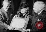 Image of General George C Marshall honored Washington DC USA, 1949, second 7 stock footage video 65675056300