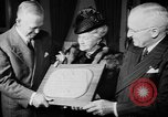 Image of General George C Marshall honored Washington DC USA, 1949, second 8 stock footage video 65675056300
