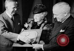 Image of General George C Marshall honored Washington DC USA, 1949, second 10 stock footage video 65675056300