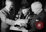 Image of General George C Marshall honored Washington DC USA, 1949, second 11 stock footage video 65675056300