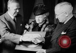 Image of General George C Marshall honored Washington DC USA, 1949, second 12 stock footage video 65675056300