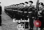 Image of Britain's Military Academy Sandhurst England, 1949, second 3 stock footage video 65675056302