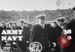 Image of football match Philadelphia Pennsylvania USA, 1949, second 1 stock footage video 65675056304