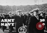 Image of football match Philadelphia Pennsylvania USA, 1949, second 3 stock footage video 65675056304
