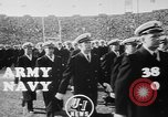 Image of football match Philadelphia Pennsylvania USA, 1949, second 4 stock footage video 65675056304