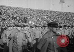 Image of football match Philadelphia Pennsylvania USA, 1949, second 12 stock footage video 65675056304