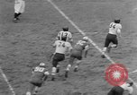 Image of West Catholic versus Bok Vocation Tech football Philadelphia Pennsylvania USA, 1951, second 7 stock footage video 65675056308