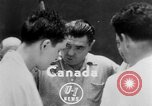 Image of White Hope Boxing Tournament Toronto Ontario Canada, 1951, second 2 stock footage video 65675056309