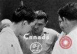 Image of White Hope Boxing Tournament Toronto Ontario Canada, 1951, second 3 stock footage video 65675056309