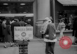 Image of Christmas shopping New York City USA, 1965, second 10 stock footage video 65675056319