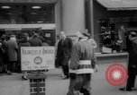 Image of Christmas shopping New York City USA, 1965, second 11 stock footage video 65675056319