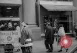 Image of Christmas shopping New York City USA, 1965, second 12 stock footage video 65675056319