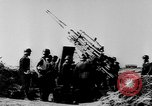 Image of German antiaircraft defenses France, 1944, second 7 stock footage video 65675056325