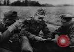 Image of German forces defending against allies in Normandy Saint-Lo France, 1944, second 11 stock footage video 65675056329