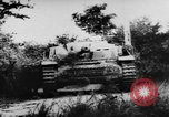 Image of German military invasion St. Lo France, 1944, second 1 stock footage video 65675056330