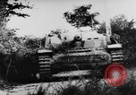 Image of German military invasion St. Lo France, 1944, second 2 stock footage video 65675056330