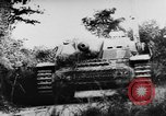 Image of German military invasion St. Lo France, 1944, second 3 stock footage video 65675056330