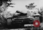 Image of German military invasion St. Lo France, 1944, second 4 stock footage video 65675056330