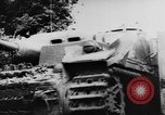 Image of German military invasion St. Lo France, 1944, second 8 stock footage video 65675056330