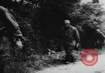 Image of German military invasion St. Lo France, 1944, second 9 stock footage video 65675056330