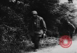 Image of German military invasion St. Lo France, 1944, second 10 stock footage video 65675056330