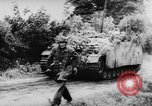 Image of German military invasion St. Lo France, 1944, second 12 stock footage video 65675056330