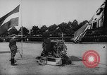 Image of Latvian aviation volunteers Latvia, 1944, second 6 stock footage video 65675056347