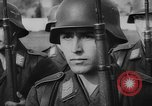 Image of Latvian aviation volunteers Latvia, 1944, second 9 stock footage video 65675056347