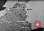 Image of German forces defending against Allied advances France, 1944, second 3 stock footage video 65675056350
