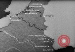 Image of German forces defending against Allied advances France, 1944, second 4 stock footage video 65675056350