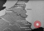 Image of German forces defending against Allied advances France, 1944, second 5 stock footage video 65675056350